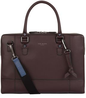 Ted Baker Jager Leather Document Bag