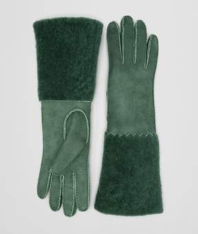 Bottega Veneta Thyme Shearling Glove