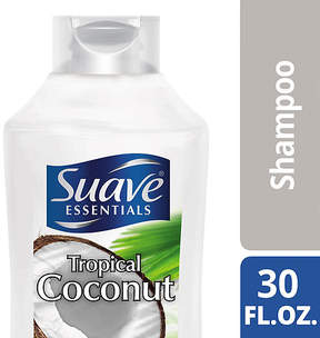 Suave Shampoo Essentials Tropical Coconut