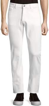 DL1961 Premium Denim Men's Slim Straight Buttoned Pants