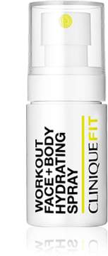CliniqueFIT⢠Workout Face + Body Hydrating Spray