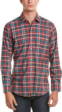 J.Mclaughlin Clinton Trim Fit Shirt