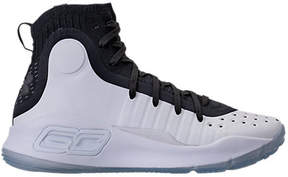 Under Armour Boys' Grade School Curry 4 Mid Basketball Shoes