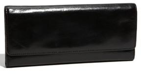 Hobo Women's 'Sadie' Leather Wallet - Black