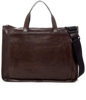 Frye Stanton Leather Work Bag