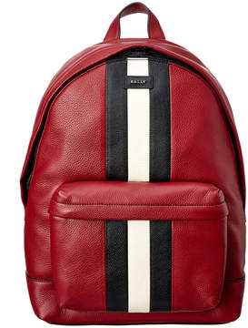 Bally Hingis Bovine Leather Backpack