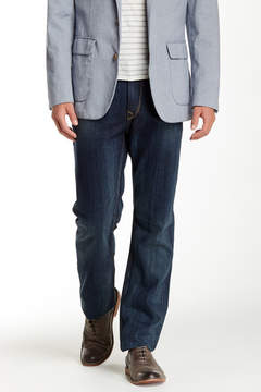 Robert Graham Orion Woven Denim Classic Yates Fit Jean