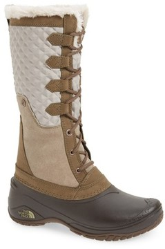 The North Face Women's Shellista Iii Tall Waterproof Insulated Winter Boot