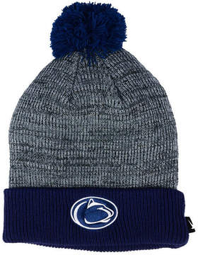 Nike Penn State Nittany Lions Heather Pom Knit Hat
