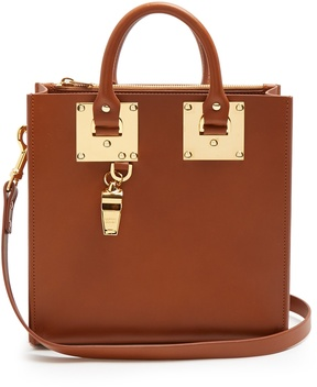 SOPHIE HULME Albion Square leather bag