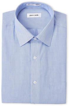 Pierre Cardin Blue Fine Stripe Dress Shirt