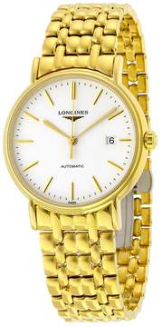 Longines Presence Automatic White Dial Men's Watch L49212128