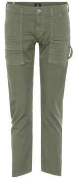 Citizens of Humanity Leah cropped trousers