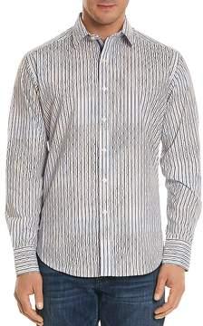 Robert Graham Trinidad Striped Classic Fit Button-Down Shirt