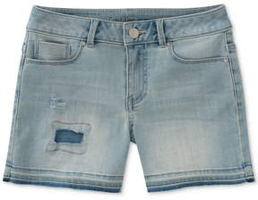 Calvin Klein Released Hem Denim Shorts, Big Girls