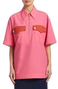 Calvin Klein Policeman Short-Sleeve Shirt