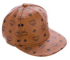 MCM Visetos Embellished Cap