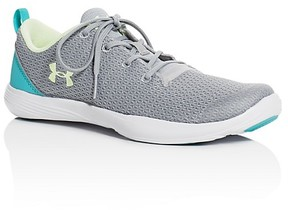 Under Armour Girls' Street Precision Lace Up Sneakers - Toddler, Little Kid