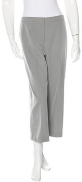 Calvin Klein Collection Wool Wide-Leg Culottes