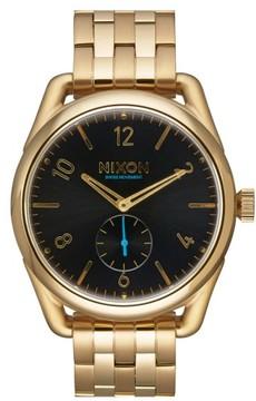 Nixon 'C39' Bracelet Watch, 39Mm