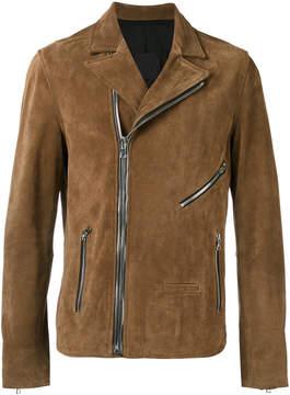 RtA off centre zip jacket