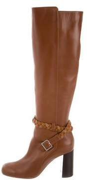 Ritch Erani NYFC Leather Knee-High Boots w/ Tags