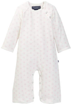 Toobydoo Pink Star Jumpsuit (Baby Girls)