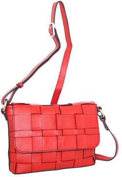 Nino Bossi Women's Christina Leather Cross Body Bag