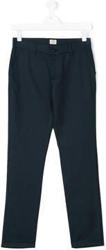 Emporio Armani Kids Teen printed trousers