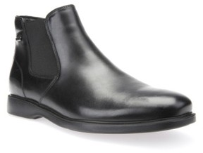 Geox Men's Brayden Abx Waterproof Mid Chelsea Boot