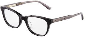 Bottega Veneta Plastic Square Optical Glasses