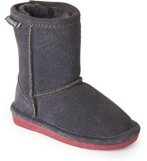 BearPaw Toddler Girls) Grey Eva Winter Boots