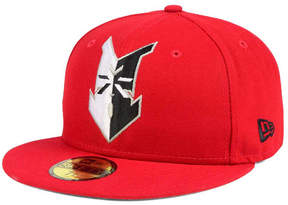 New Era Indianapolis Indians MiLB Logo Grand 59FIFTY Fitted Cap