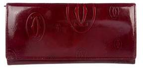 Cartier Happy Birthday Continental Wallet