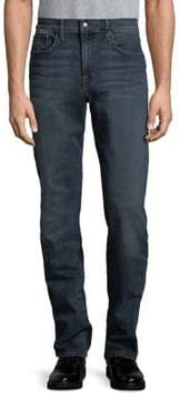 Joe's Jeans Straight-Fit Whiskered Jeans