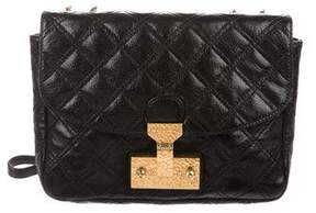 Marc Jacobs Leather Baroque Single Crossbody