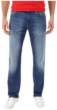Mavi Jeans Zach Classic Straight Leg in Dark Aqua Men's Jeans
