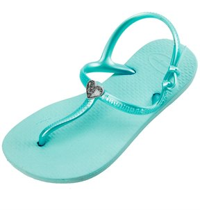 Havaianas Girls' Freedom Sandal 8141156