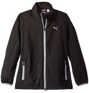 Puma Kids Full Zip Wind Jacket JR Boy's Coat