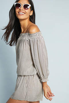 Eberjey Jami Off-The-Shoulder Romper