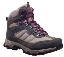 Helly Hansen Round-Toe Lace-Up Hiking Boots