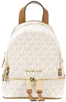 MICHAEL Michael Kors Rhea Zip Xsmall Leather Backpack