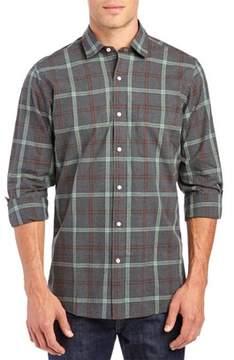 J.Mclaughlin J. Mclaughlin Clinton Trim Fit Woven Shirt.