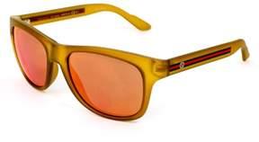 Gucci GG3709S Sunglasses in Yellow and Orange