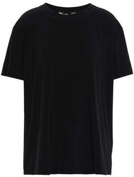 Norma Kamali Stretch-Jersey T-Shirt