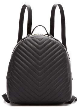 Steve Madden Chevron Quilted Backpack