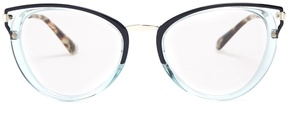 Prada Cat-eye acetate glasses