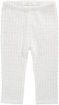 First Impressions Textured Leggings, Baby Girls (0-24 months), Created for Macy's