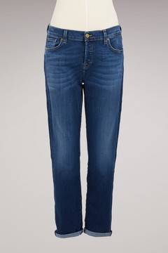 7 For All Mankind Cotton Josefina Jeans