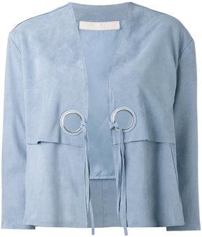 Drome lace-up jacket